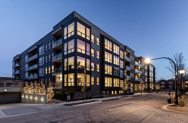 2633 N Hermitage Avenue #106, Chicago, IL 60614 (MLS #10940269) :: Touchstone Group