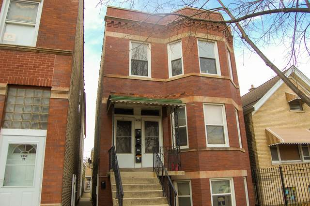 3650 S Wolcott Avenue, Chicago, IL 60609 (MLS #10940273) :: BN Homes Group
