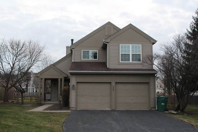 677 E Peachtree Lane, Round Lake Beach, IL 60073 (MLS #10940275) :: Helen Oliveri Real Estate
