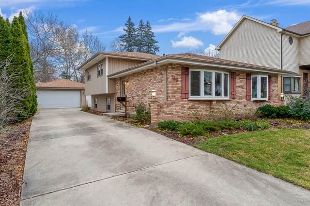 119 N Hudson Street, Westmont, IL 60559 (MLS #10940297) :: BN Homes Group