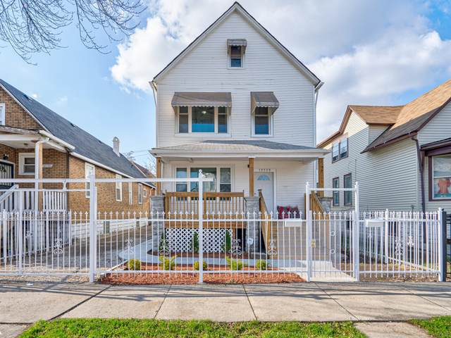 10528 S Edbrooke Avenue, Chicago, IL 60628 (MLS #10940299) :: BN Homes Group