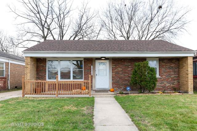 12612 S Ada Street, Calumet Park, IL 60827 (MLS #10940303) :: BN Homes Group