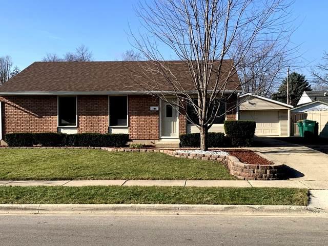 744 Hillcrest Drive, Romeoville, IL 60446 (MLS #10940304) :: John Lyons Real Estate