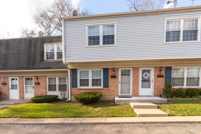 151 E Palatine Road #17, Palatine, IL 60067 (MLS #10940305) :: The Wexler Group at Keller Williams Preferred Realty