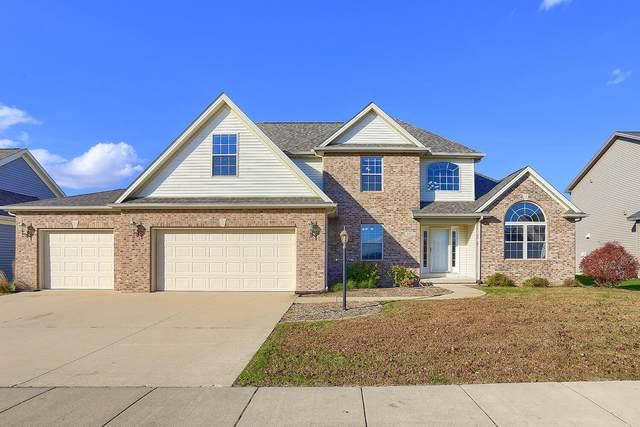 4902 Watermark Drive, Champaign, IL 61822 (MLS #10940327) :: Jacqui Miller Homes