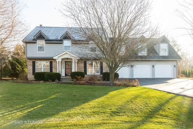 219 Jamestowne Road, Sleepy Hollow, IL 60118 (MLS #10940329) :: Helen Oliveri Real Estate