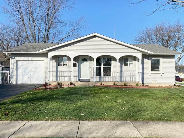 940 Cooper Court, Elk Grove Village, IL 60007 (MLS #10940332) :: Helen Oliveri Real Estate