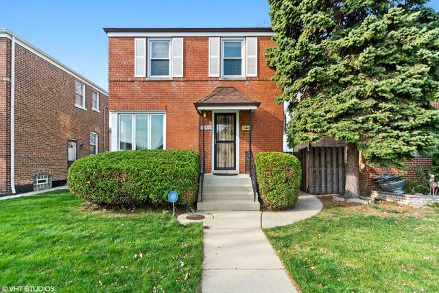 5240 S Hamlin Avenue, Chicago, IL 60632 (MLS #10940336) :: Lewke Partners