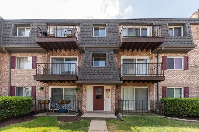 916 S Plum Grove Road #124, Palatine, IL 60067 (MLS #10940351) :: Helen Oliveri Real Estate