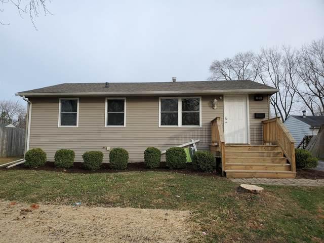 11 N Sycamore Lane, Glenwood, IL 60425 (MLS #10940355) :: Lewke Partners