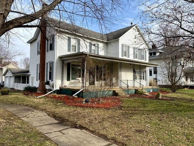 330 Brewster Street, Tiskilwa, IL 61368 (MLS #10940356) :: Jacqui Miller Homes