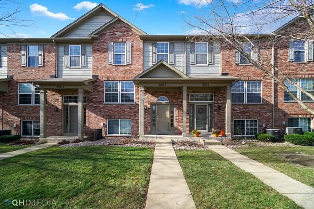 1512 Blackhawk Court #3, Wood Dale, IL 60191 (MLS #10940366) :: John Lyons Real Estate
