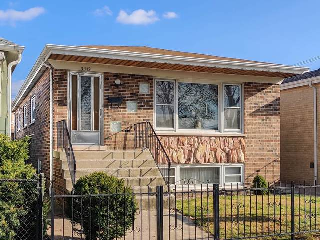 3219 N Osage Avenue, Chicago, IL 60634 (MLS #10940391) :: Property Consultants Realty