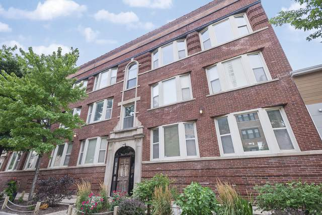 3950 N Clarendon Avenue 3N, Chicago, IL 60613 (MLS #10940401) :: Lewke Partners