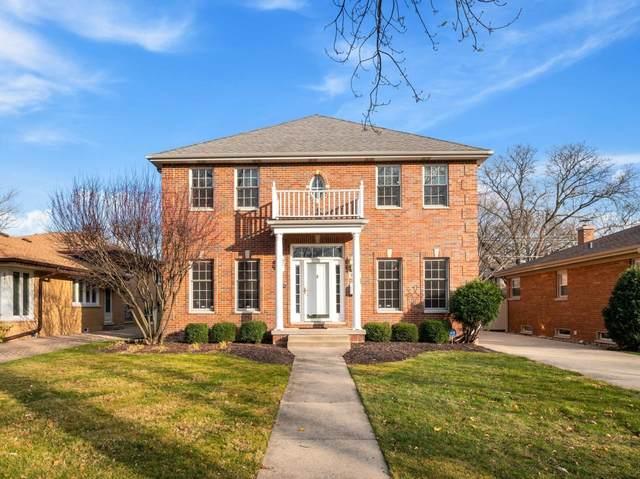 815 S Western Avenue, Park Ridge, IL 60068 (MLS #10940404) :: John Lyons Real Estate
