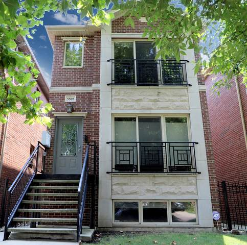 5305 W Leland Avenue #2, Chicago, IL 60630 (MLS #10940414) :: Lewke Partners
