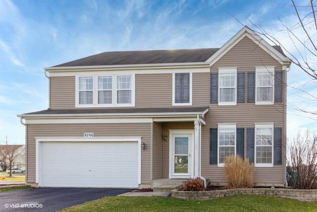 8200 Coop Avenue, Joliet, IL 60431 (MLS #10940417) :: Helen Oliveri Real Estate