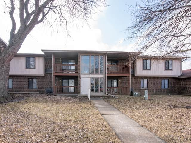 605 Garden Circle #8, Streamwood, IL 60107 (MLS #10940483) :: The Wexler Group at Keller Williams Preferred Realty