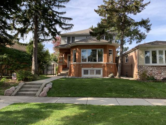 7010 N Ozark Avenue, Chicago, IL 60631 (MLS #10940504) :: BN Homes Group