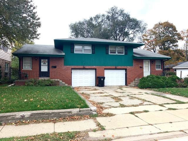 205 & 205 1/2 S Adelaide Street, Normal, IL 61761 (MLS #10940509) :: The Wexler Group at Keller Williams Preferred Realty