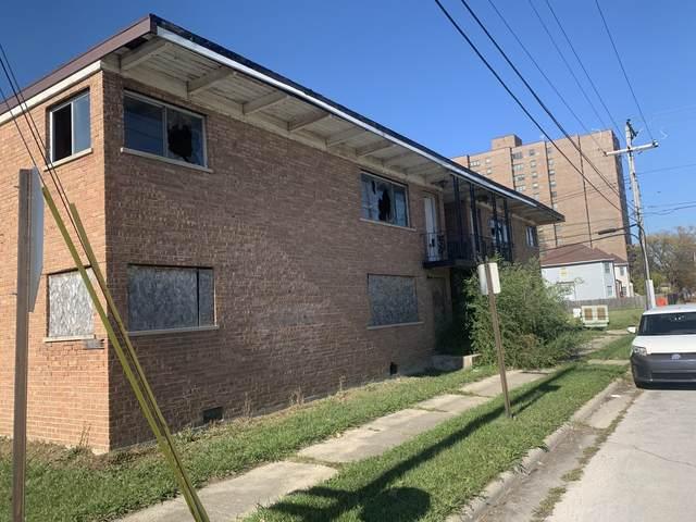 163 W 154th Street, Harvey, IL 60426 (MLS #10940512) :: BN Homes Group