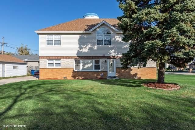 7156 Thomas Avenue, Bridgeview, IL 60455 (MLS #10940515) :: Helen Oliveri Real Estate