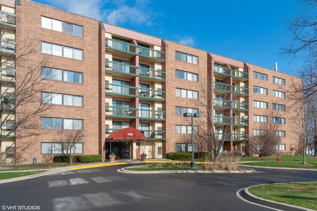 1800 Huntington Boulevard #201, Hoffman Estates, IL 60169 (MLS #10940518) :: BN Homes Group