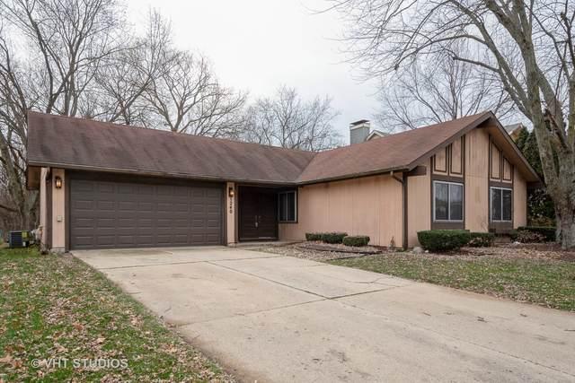 1240 Arlington Drive E, Hanover Park, IL 60133 (MLS #10940519) :: John Lyons Real Estate