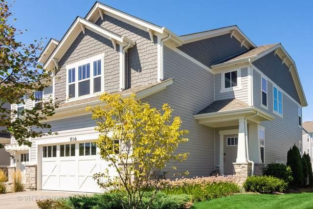 516 Pershing Court, Barrington, IL 60010 (MLS #10940523) :: John Lyons Real Estate
