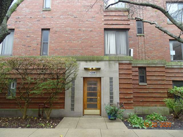 1224 W Chase Avenue Gd, Chicago, IL 60626 (MLS #10940600) :: Property Consultants Realty