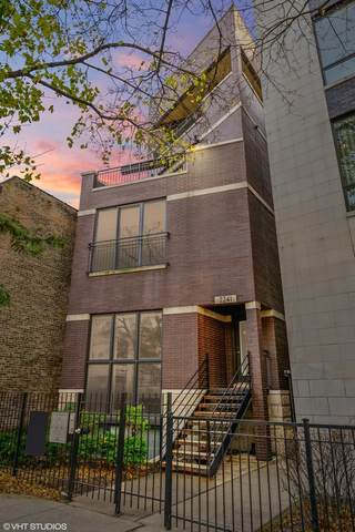 2241 W Roscoe Street #3, Chicago, IL 60618 (MLS #10940640) :: Touchstone Group