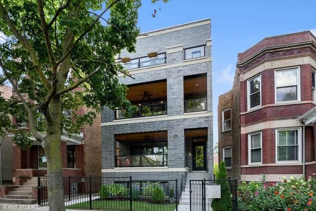 3830 N Damen Avenue #2, Chicago, IL 60618 (MLS #10940642) :: Suburban Life Realty