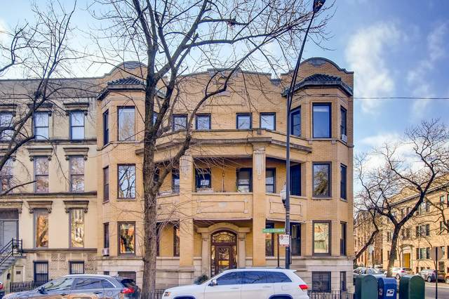 557 W Fullerton Parkway 1E, Chicago, IL 60614 (MLS #10940700) :: John Lyons Real Estate