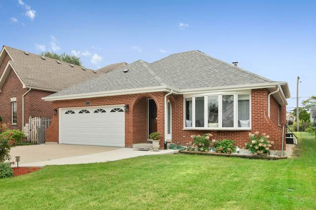 554 W Babcock Avenue, Elmhurst, IL 60126 (MLS #10940727) :: Helen Oliveri Real Estate