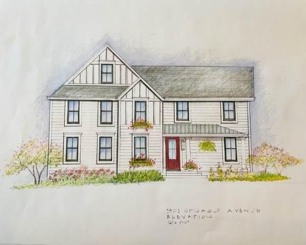 1401 N Chicago Avenue, Arlington Heights, IL 60004 (MLS #10940761) :: Helen Oliveri Real Estate