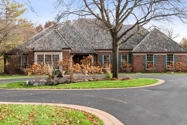 1961 Oak Knoll Drive, Lake Forest, IL 60045 (MLS #10940791) :: Lewke Partners