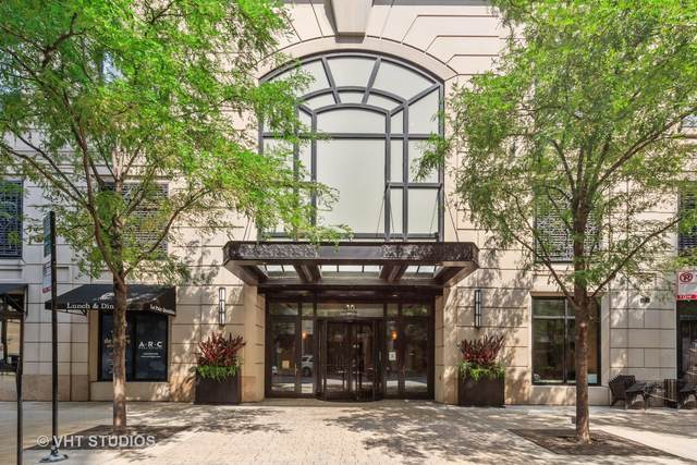 10 E Delaware Place E 19B, Chicago, IL 60611 (MLS #10940834) :: BN Homes Group