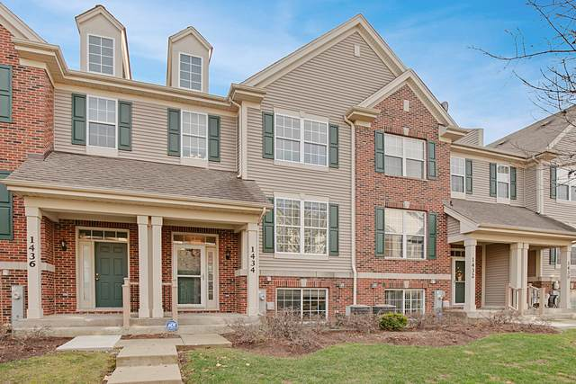 1434 S Fairfield Avenue #0, Lombard, IL 60148 (MLS #10940836) :: BN Homes Group