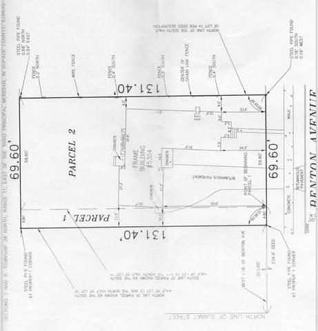 5304 Benton Avenue, Downers Grove, IL 60515 (MLS #10940840) :: Helen Oliveri Real Estate