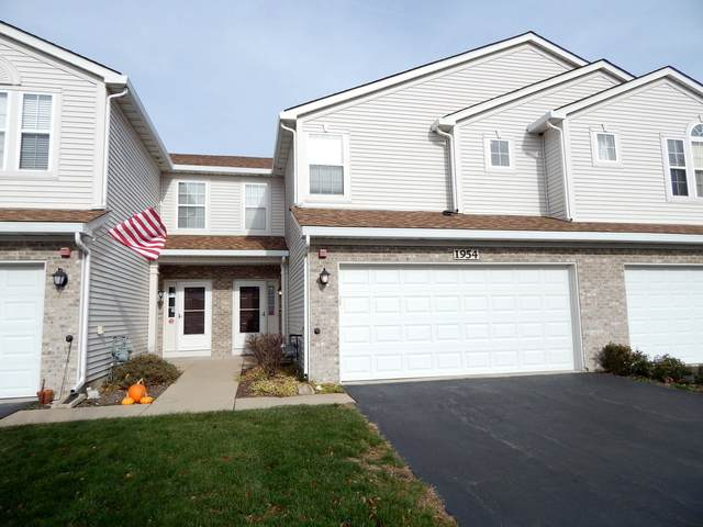 1954 Candlelight Circle, Montgomery, IL 60538 (MLS #10940865) :: John Lyons Real Estate