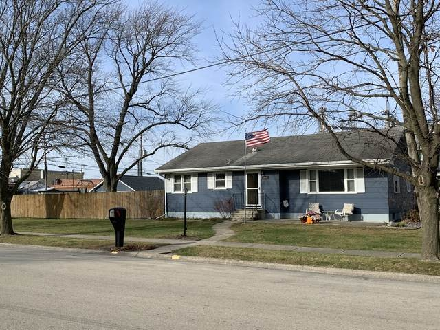 161 E Myrtle Street, Herscher, IL 60941 (MLS #10940898) :: John Lyons Real Estate