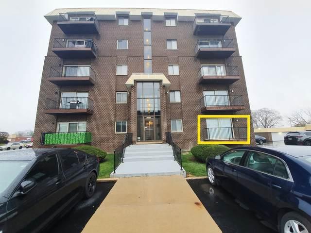 10424 Central Avenue 1SW, Oak Lawn, IL 60453 (MLS #10940932) :: BN Homes Group