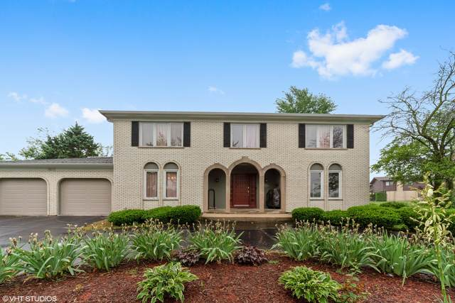 1612 Lawrence, Flossmoor, IL 60422 (MLS #10940945) :: The Spaniak Team