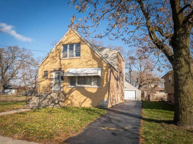 14323 Lincoln Avenue, Dolton, IL 60419 (MLS #10940960) :: Property Consultants Realty