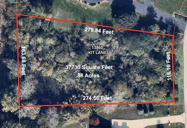 13860 Kit Lane, Lemont, IL 60439 (MLS #10940968) :: John Lyons Real Estate