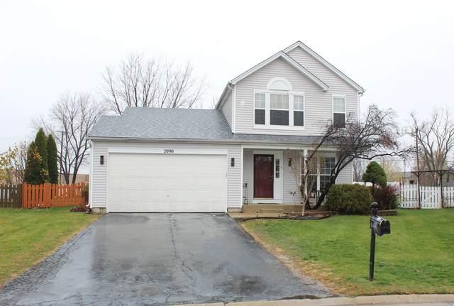 2090 Kentland Drive, Romeoville, IL 60446 (MLS #10940969) :: Jacqui Miller Homes