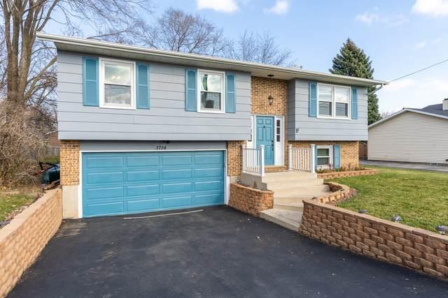 1704 E Grand Avenue, Lindenhurst, IL 60046 (MLS #10940980) :: Helen Oliveri Real Estate