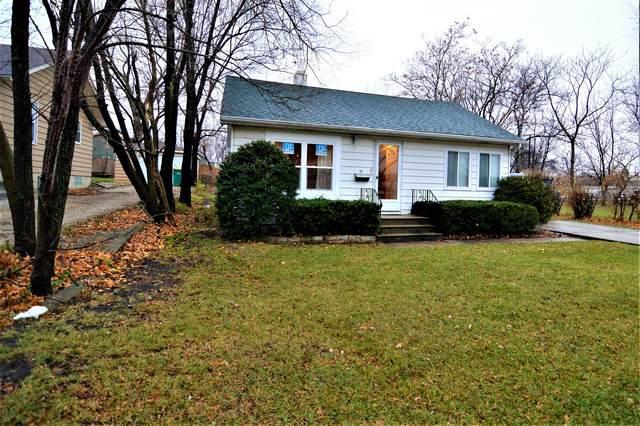 101 Stryker Avenue, Joliet, IL 60436 (MLS #10941010) :: BN Homes Group
