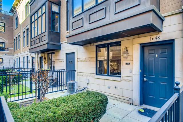 1648 S Indiana Avenue, Chicago, IL 60616 (MLS #10941028) :: Touchstone Group