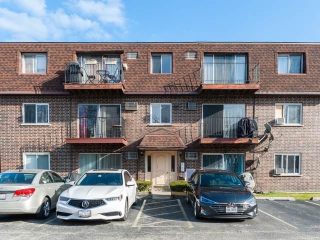 9356 Golf Road 3A, Des Plaines, IL 60016 (MLS #10941049) :: Helen Oliveri Real Estate